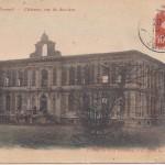 19xx - carte postale - Chateau de Breilly - derriere