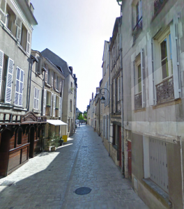 rue de la clouterie olréans