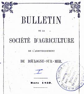 bulletin agriculture